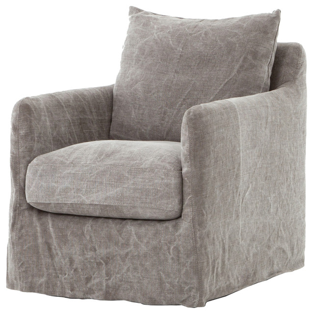 swivel arm chairs cheap leather office kensington banks chair transitional armchairs and accent
