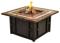 Agio Springfield Gas Fire Pit - Fire Pits - by Starfire Direct