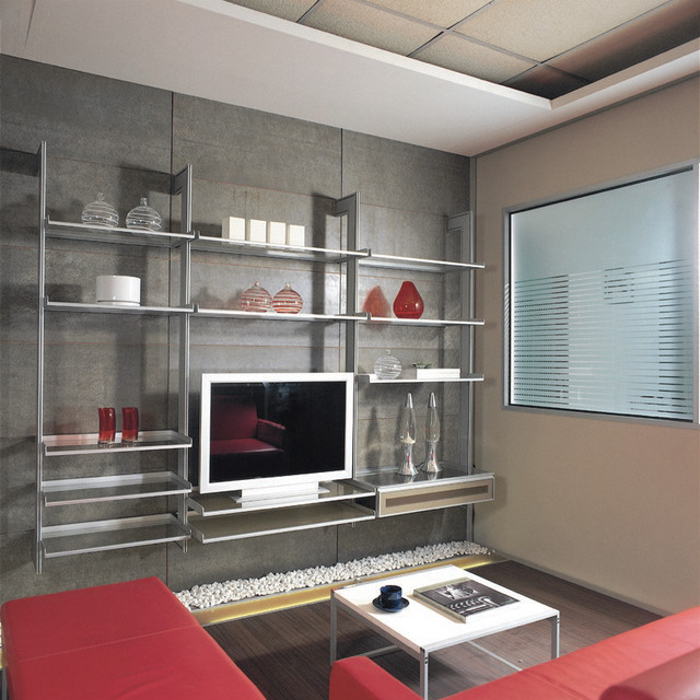 living room design ideas tv over fireplace interior for very small rooms entertainment center - modern miami ...