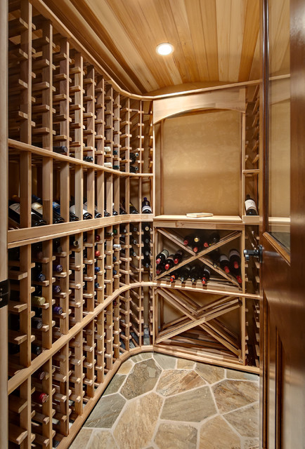 small living rooms with sectionals room wall units designs india minnetrista basement - traditional wine cellar ...