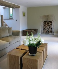 16th Century Cotswold Cottage - Country - Living Room ...