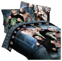 Shop Houzz | WWE WWE Wrestling Bedding Industrial Strength ...