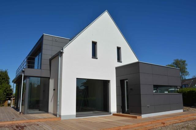 einfamilienhaus neubau modern ziakia moderne deko | sichtschutz, Modern Dekoo
