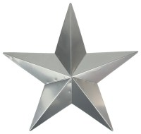 Country Rustic Star Indoor/Outdoor Wall Decoration ...