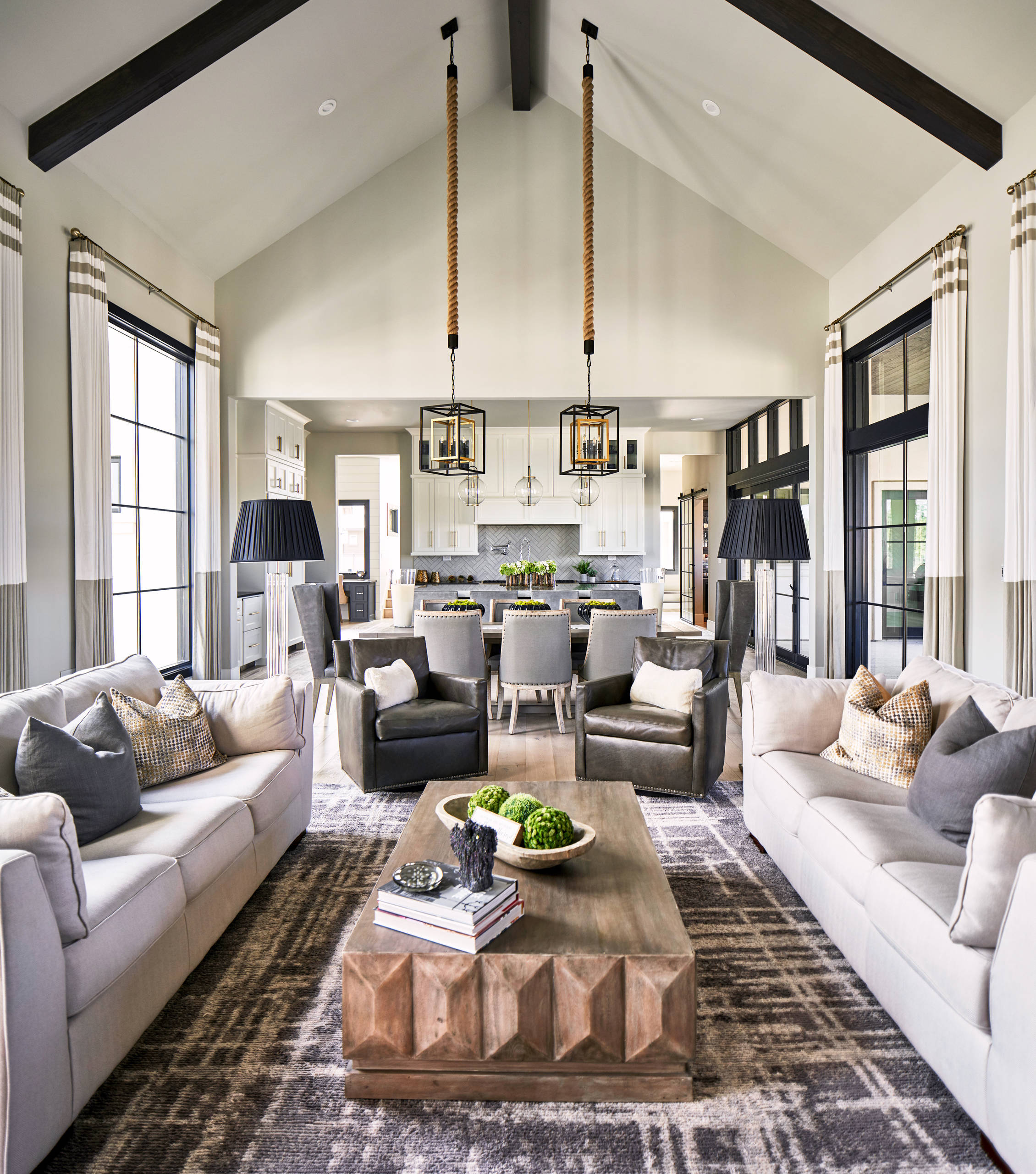 75 Beautiful Open Concept Living Room Pictures Ideas October 2020 Houzz