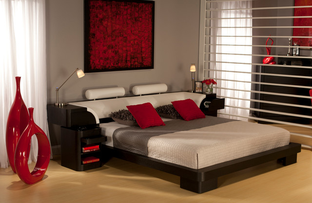 the legacy bedroom set - asian - bedroom - miami - by el dorado