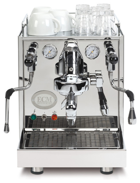 ECM Mechanika IV Espresso Machine