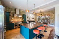 The Electric Townhouse - Eclectic - Kitchen - London - by ...