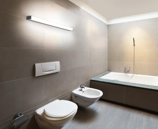 Illuminazione Bagno Moderno Foto : Lampade bagno illuminazione bagno plafoniere faretti u design per