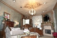 INTERIORS BY SHERRY SMITH - Traditional - Bedroom ...