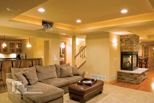 Wiring A Basement Family Room
