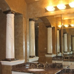 Sofas Houston Sale Sofala Horse Riding Camp Master Bath With Faux Marble Columns - Traditional ...