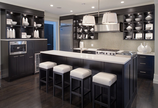 Whistler Zen Contemporary Kitchen Vancouver By Christine