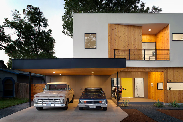 The Allure Of A Well Designed Carport