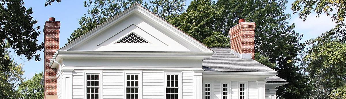 england sofas reviews sofa lafer couro preco new 1850's greek revival farm house