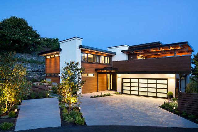 West Coast Modern Renovation