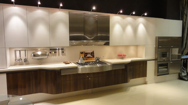 NEFF of Chicago Showroom  Contemporary  Kitchen