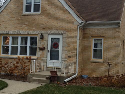 Exterior Trim Colors For Brick Home