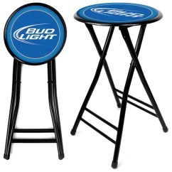 Cushioned Folding Chairs Repair Lawn Chair Vinyl Straps Bud Light Stool B O G Contemporary And Stools By Dcg Wholesale