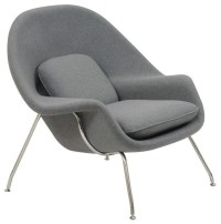 Womb-Chair - Midcentury - Indoor Chaise Lounge Chairs - by ...
