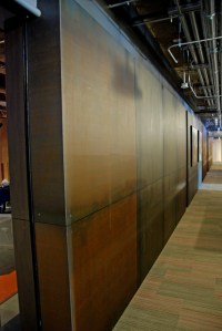 Interior Steel Wall Panels - Industrial - other metro - by ...