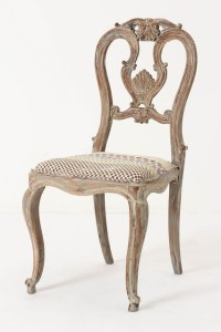 Dotty White Chair - Victorian - Dining Chairs - by ...