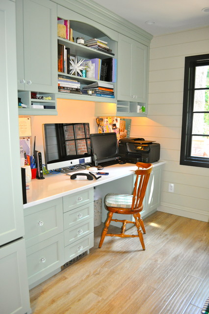 Kitchen  Traditional  Home Office  New York  by