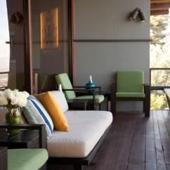 Los Angeles Sofas Modern White Sofa Table Hollywood Hills Balcony - Patio ...