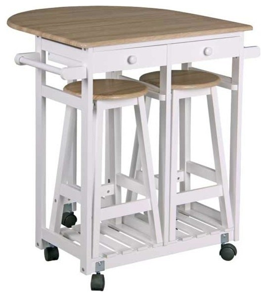 Kitchen Island Cart With Stools kitchen cart stools - kitchen design
