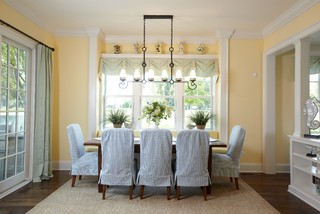 Cress Creek  Traditional  Dining Room  Chicago  by