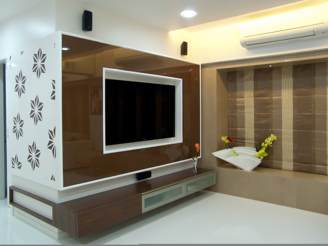 Interior design for small living room in mumbai for Interior designs for small flats in mumbai