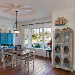 Kitchen Hutch Plans Cabinet Spray Paint Old Florida Home - Tropical Dining Room Miami By ...
