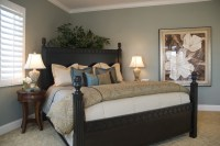 Casual Elegance Master Bedroom