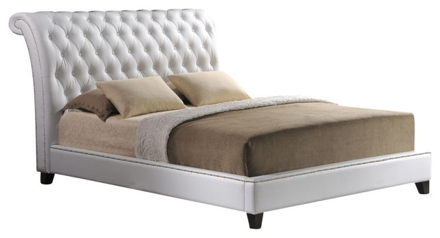 Welbeck Tufted Bed