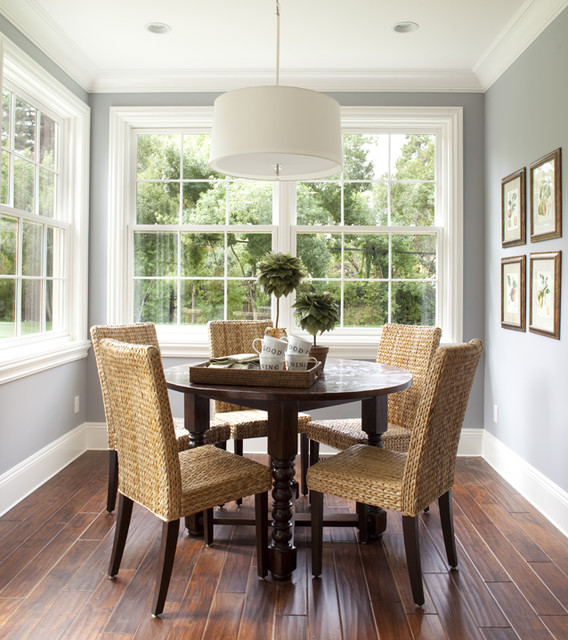 Breakfast Nook traditional-dining-room