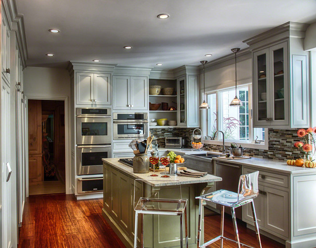 SPECIAL KITCHEN  Traditional  Kitchen  Boston  by