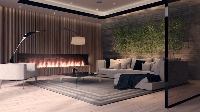 Le Bijou Studio Apartment  Modern  Living Room  Other