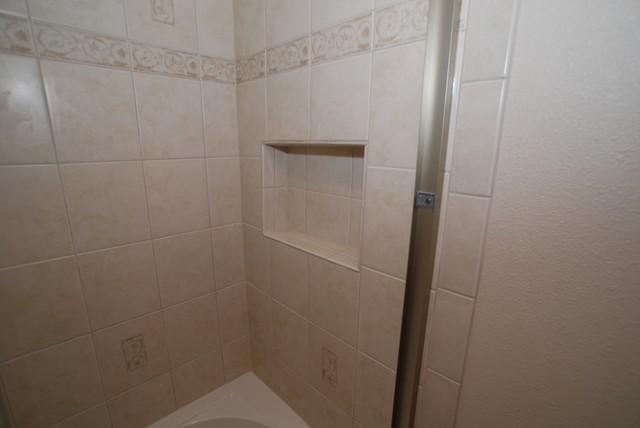 Kohler Devonshire Tub With Recessed Shampoo Shelf  Tall