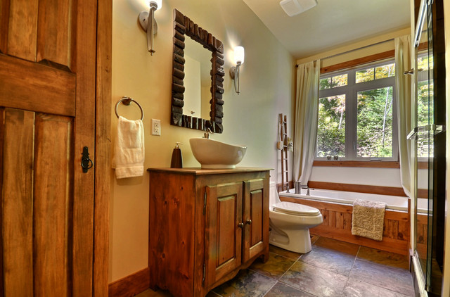 sofas companies sofa beds murcia spain cozy cottage - rustic bathroom montreal by melyssa ...