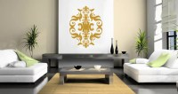 Baroque Wall Decals - Traditional - Wall Decals - by ...