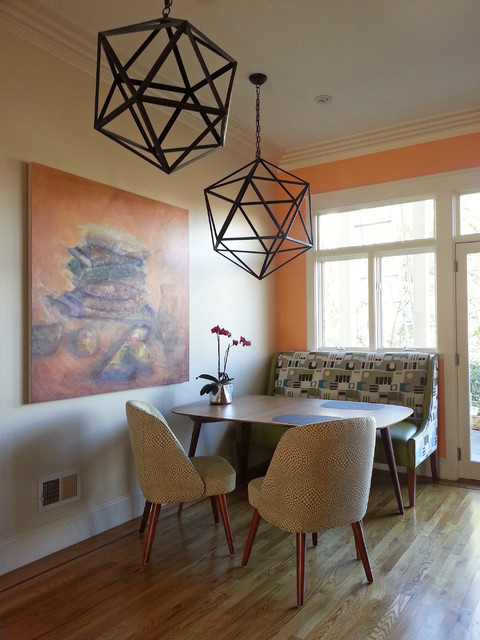 Playful Game Amp Dining Nook By Kimball Starr Interior