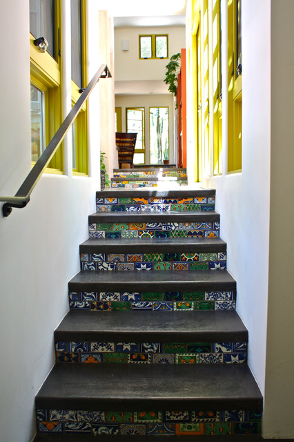 Staircase sud-ovest-americano-scale