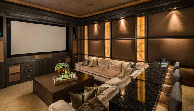 tropical decorating ideas for living rooms interior design oriental custom home palm desert-indoor outdoor