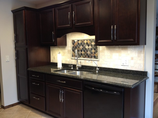 shenandoah kitchen cabinets premade breckenridge cherry java