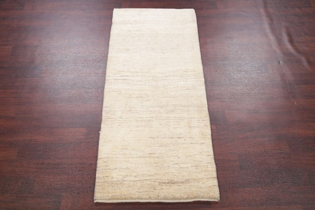 Thick Pile Ivoryoriental Shiraz Modern Solid Color Persian Rug   Solid Color Stair Runners   Non Slip   Rectangle   Rubber Backed   Modern Stair   Flooring