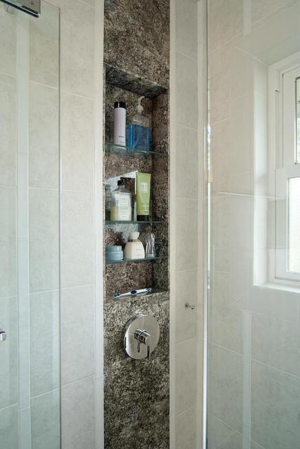Modern 5x8 Bathroom  Modern  Bathroom  Milwaukee  by