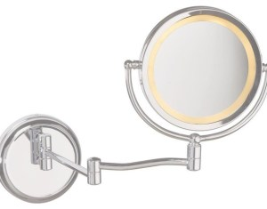 Contemporary Lighted Makeup Mirrors Houzz