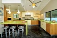 Mid Century Modern Kitchen - Contemporary - Kitchen - Los ...