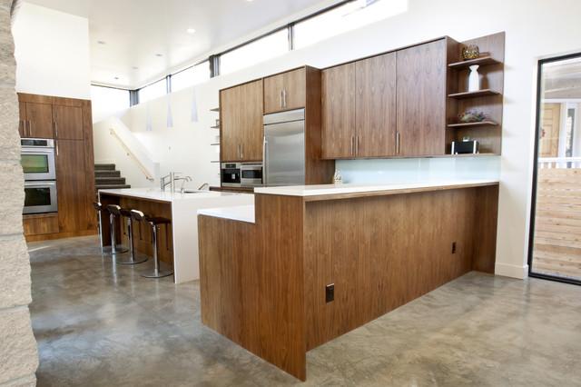 Modern Kitchen Platform Design