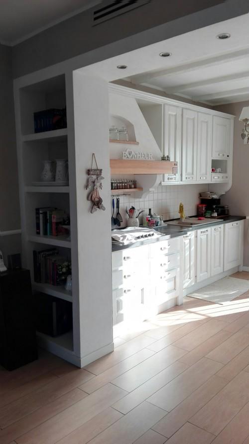 DIVIDERE o UNIRE cucina e soggiorno